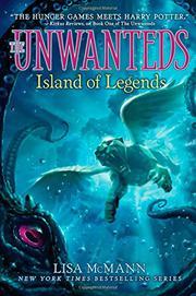 ISLAND OF LEGENDS by Lisa McMann