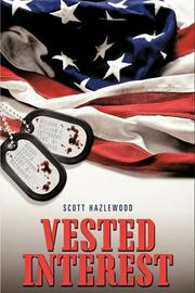 Book Cover for VESTED INTEREST