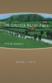 Book Cover for THE BROOK RUNS FREE