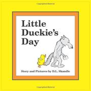 Cover art for LITTLE DUCKIE'S DAY