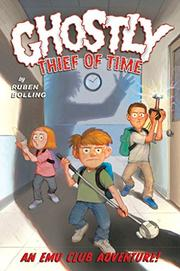 GHOSTLY THIEF OF TIME by Ruben Bolling