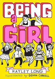 BEING A GIRL by Hayley Long