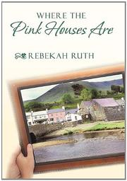 Book Cover for WHERE THE PINK HOUSES ARE