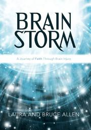 Cover art for BRAIN STORM