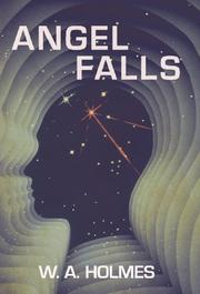 Book Cover for ANGEL FALLS