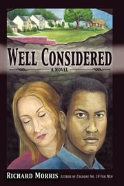 Cover art for WELL CONSIDERED