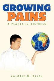 Book Cover for GROWING PAINS - A PLANET IN DISTRESS