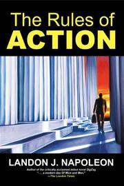 Cover art for THE RULES OF ACTION