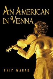 Cover art for AN AMERICAN IN VIENNA