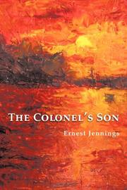 Cover art for THE COLONEL'S SON