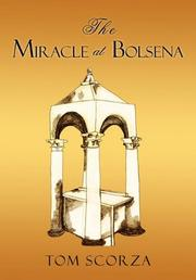 THE MIRACLE AT BOLSENA by Tom Scorza