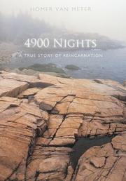 4900 Nights by Homer Van Meter