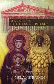 MARY AND THE GODDESS OF EPHESUS by Melanie Bacon