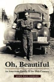 Cover art for OH, BEAUTIFUL