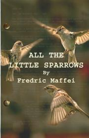 Book Cover for ALL THE LITTLE SPARROWS