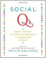 Cover art for SOCIAL Q'S