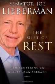 Book Cover for THE GIFT OF REST