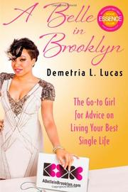 A BELLE IN BROOKLYN by Demetria L. Lucas