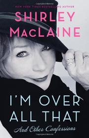 Cover art for I'M OVER ALL THAT