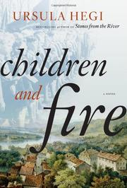 Book Cover for CHILDREN AND FIRE