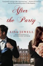 Book Cover for AFTER THE PARTY