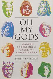 OH MY GODS by Philip Freeman