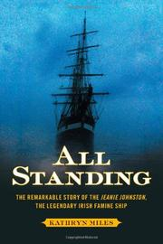 ALL STANDING by Kathryn Miles