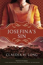 Cover art for JOSEFINA'S SIN