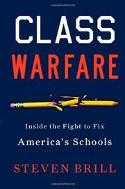 Book Cover for CLASS WARFARE