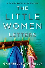 Cover art for THE LITTLE WOMEN LETTERS