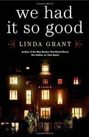 Book Cover for WE HAD IT SO GOOD