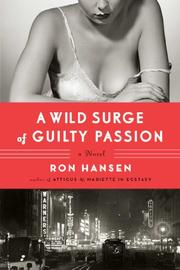 Cover art for A WILD SURGE OF GUILTY PASSION