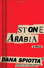 Book Cover for STONE ARABIA