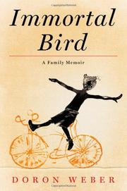 Cover art for IMMORTAL BIRD