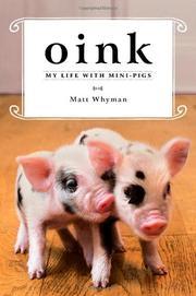 OINK by Matt Whyman