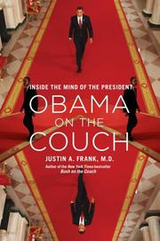 Book Cover for OBAMA ON THE COUCH