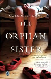 Cover art for THE ORPHAN SISTER