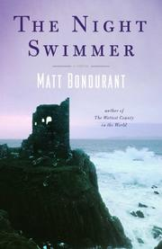Cover art for THE NIGHT SWIMMER