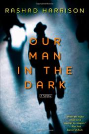Cover art for OUR MAN IN THE DARK