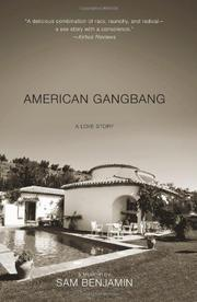 Cover art for AMERICAN GANGBANG
