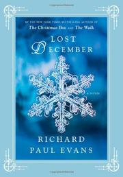 Book Cover for LOST DECEMBER