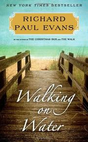 WALKING ON WATER by Richard Paul Evans