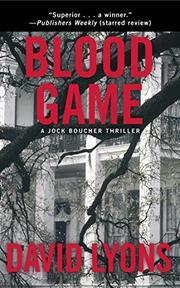 BLOOD GAME by David Lyons