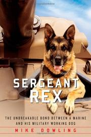 Book Cover for SERGEANT REX
