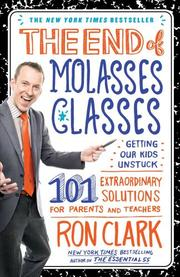 Book Cover for THE END OF MOLASSES CLASSES