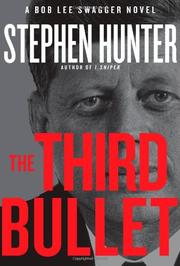 Cover art for THE THIRD BULLET