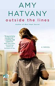 OUTSIDE THE LINES by Amy Hatvany
