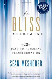 THE BLISS EXPERIMENT by Sean Meshorer