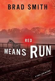Book Cover for RED MEANS RUN