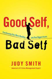 GOOD SELF, BAD SELF by Judy Smith